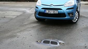 Mit tud a Citroën BMW-motorral?