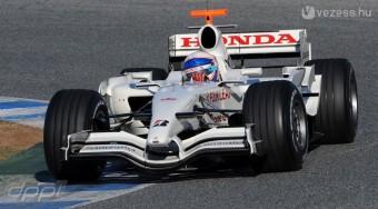 F1: Munkanélküli tesztpilóták