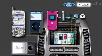 iPod, laptop, okostelefon - Minden jöhet!