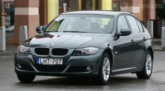 Teszt: BMW 318d - Kistestvér