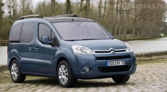 Új 7 személyes a Citroëntől