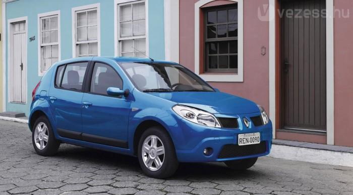 Jövőre Európában Daciaként