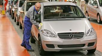 A Mercedes bevásárolt Kecskeméten