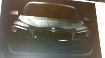Itt az új ötös BMW?