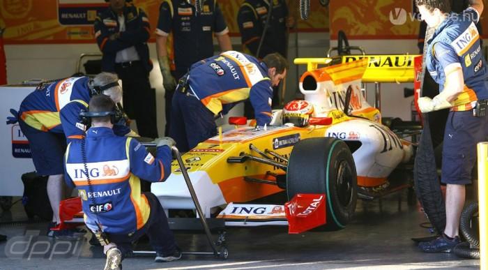 A McLarennél nem félnek tőlük