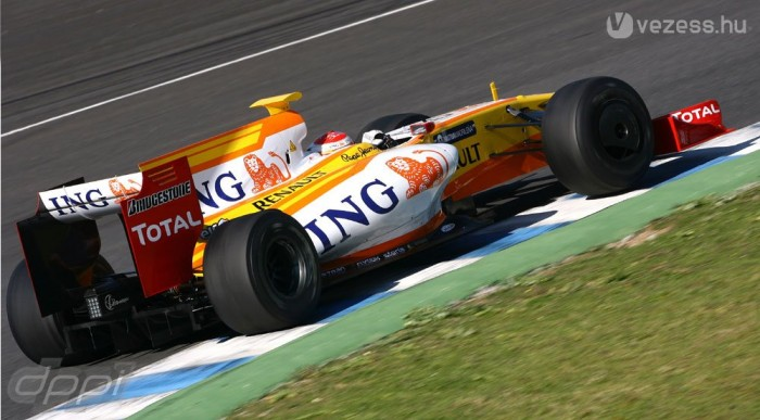 Búcsúzik az ING az F1-től