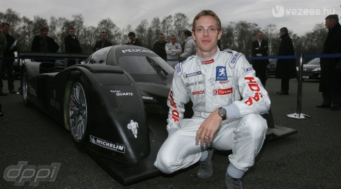 Rutinos Le Mans-menő