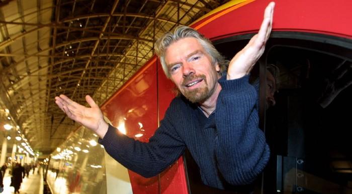 Branson az F1-ben is kalandot lát?