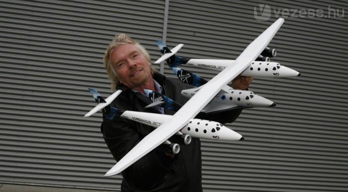 Branson vállalkozó kedvű