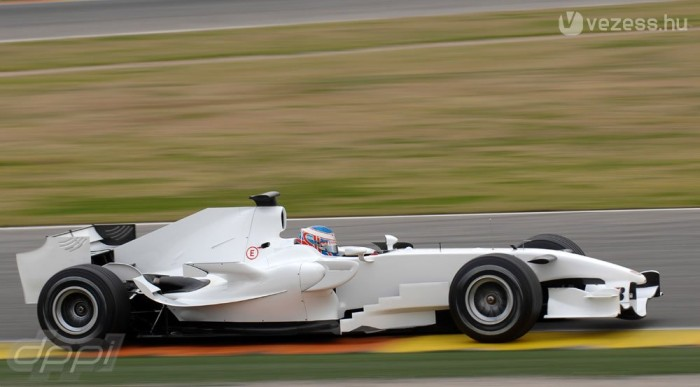Brackely F1?
