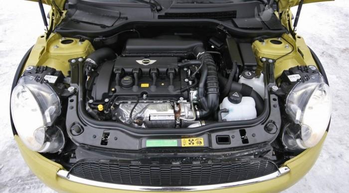 Ennyi látszik a motorból