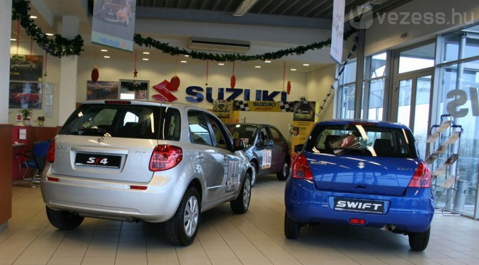 Sokan hátat fordítottak a Suzukinak