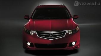 Erős dízel a Honda Accordban