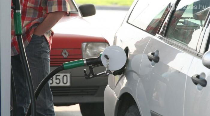Fogy a benzin