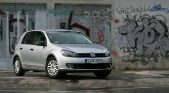 Tartós teszt: VW Golf VI 1.4 TSI