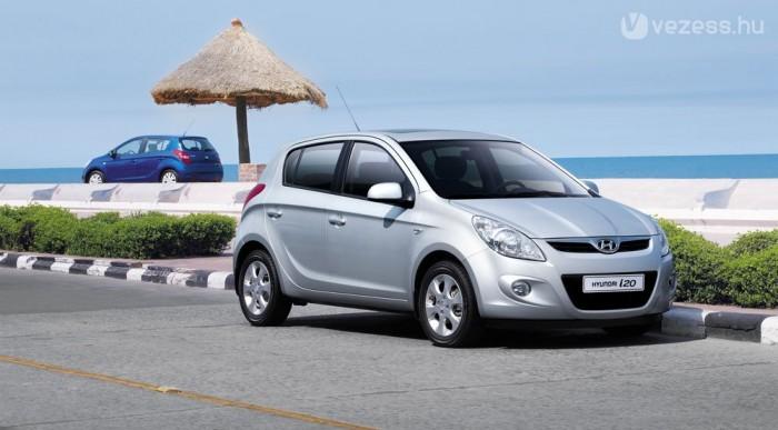 Innen hasonlít az Opel Corsára