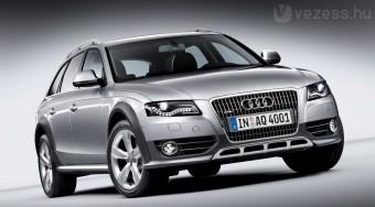 Terepváltozat az Audi A4-ből