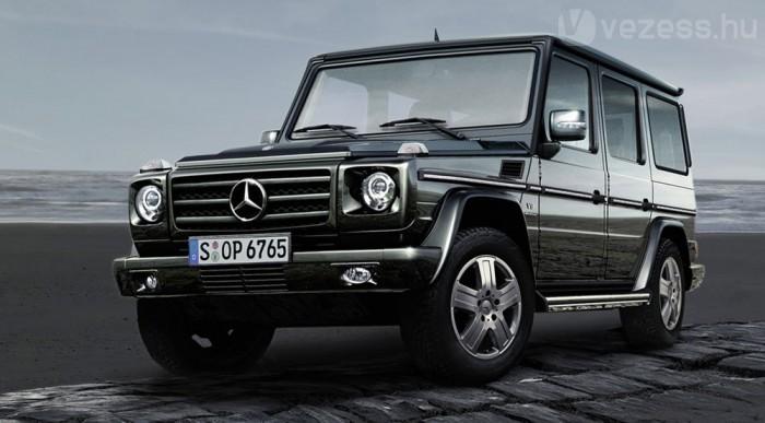 A luxusváltozatba V8-as motor kerül