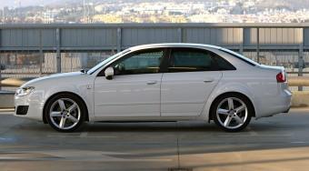 Készítsünk régi Audiból új SEAT-ot!