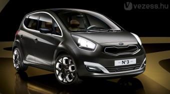 A Kiától kap ellenfelet az Opel
