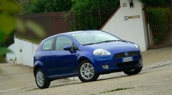 A hét vétele - Fiat Grande Punto