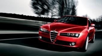 Alfa 159 új motorokkal