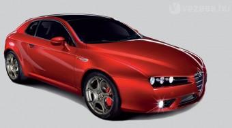 Versenygének az Alfa Brerában