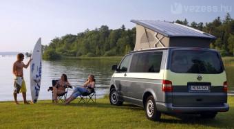 A Volkswagen az év lakóautója