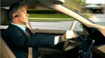 Hangos e-mail kocsiba - videó