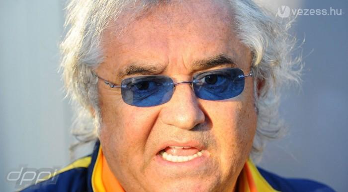 Briatore tajtékzik, Alonso retteg