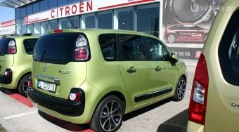 Új családi Citroën Magyarországon