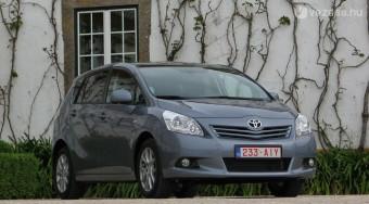 Vezettük: Toyota Verso és Urban Cruiser