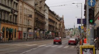 Újrafestik Budapestet