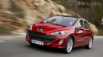 Zöldbenzinnel jobban megy a Peugeot
