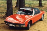 Ez a Porsche 914 többet tud, mint a többi 1