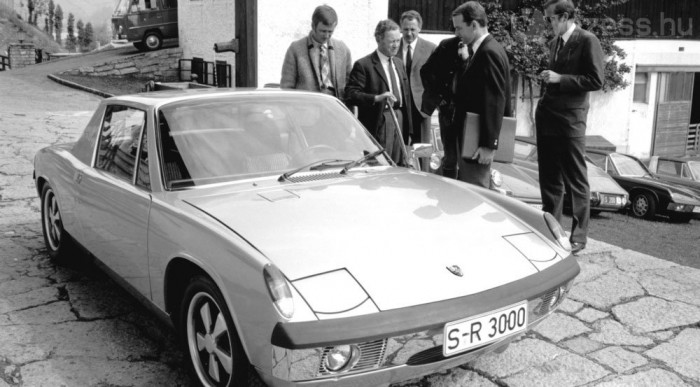 VW-Porsche összefogásban született