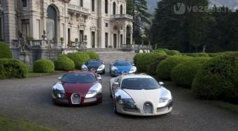 1000 lóerős jubileumi sportkocsik