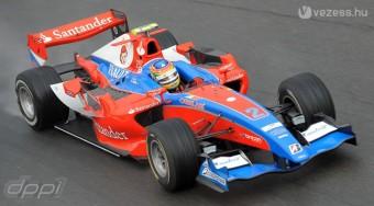 Senna csapata is az F1-be jönne!
