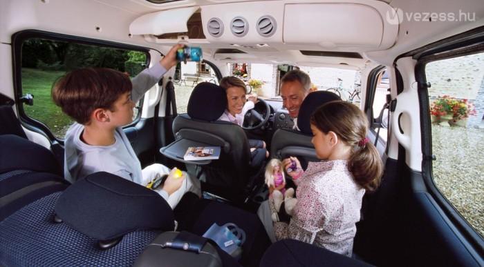 Bevált családi autó a Berlingo