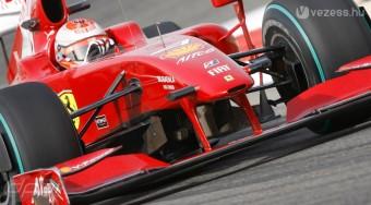 A Ferrari visszatér az élre?