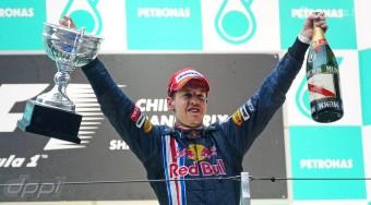 Vettel még vár a véres trófeára