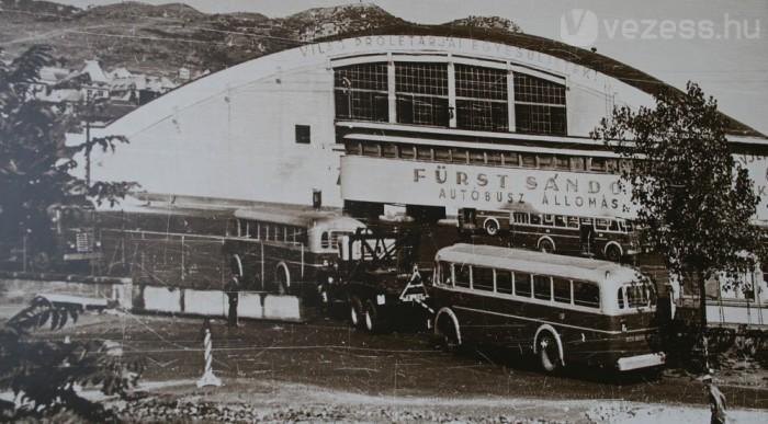 Hazánk feladata a buszgyártás volt
