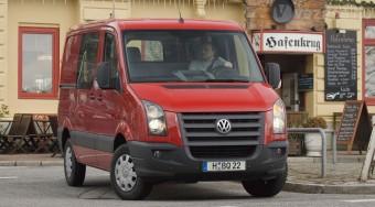 Kizöldülnek a VW teherautói