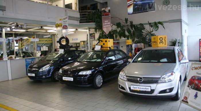 Opelből mindkét Astra sikeres