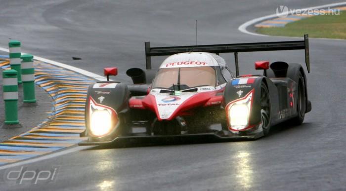 Le Mans-ban majdnem nyert