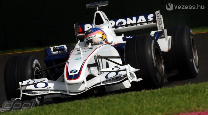 Utoljára BMW-t vezetett 2006-ban