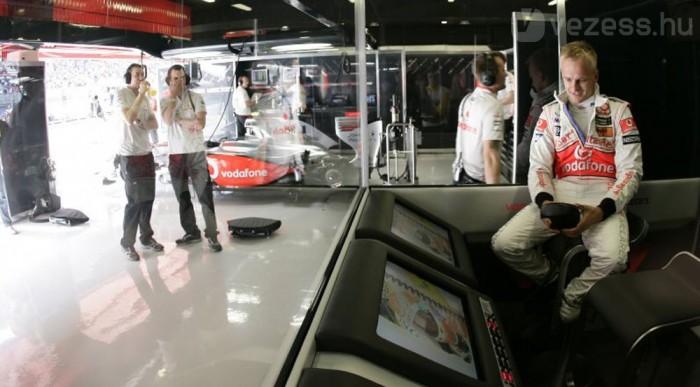 Gyenge a McLaren