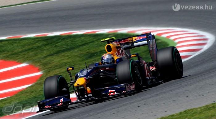 Vettel közel volt a pole-hoz