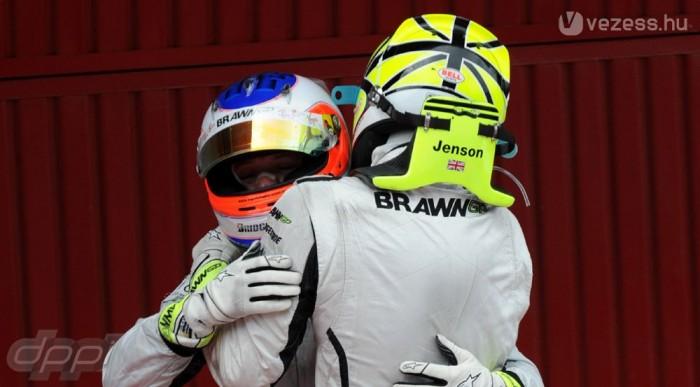 Barrichello győzelemre számított, második lett