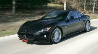 A 300-asok klubjában a Maserati GT